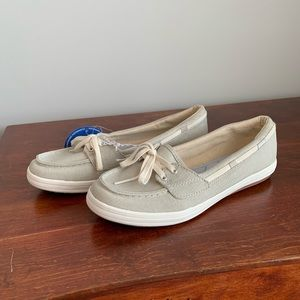 NWT Keds Glimmer Boat Shoes